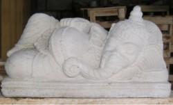 Liegende Ganesha